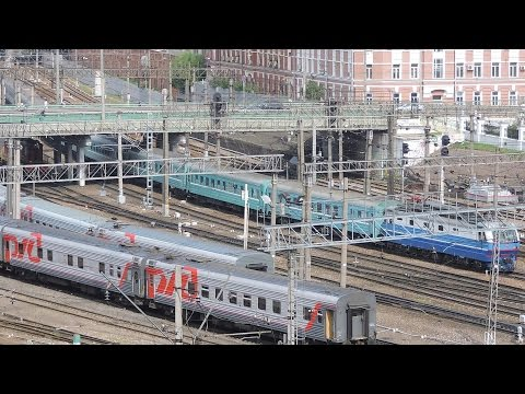 На Казанском вокзале с понедельника начнут демонстрировать новый плацкарт