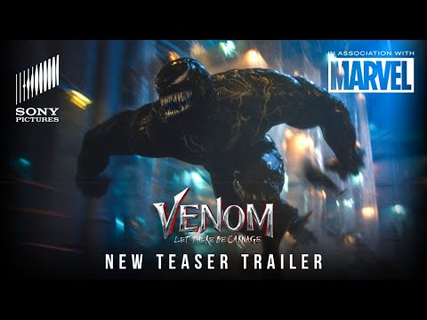 VENOM: LET THERE BE CARNAGE (2021) NEW TEASER TRAILER | Sony Pictures