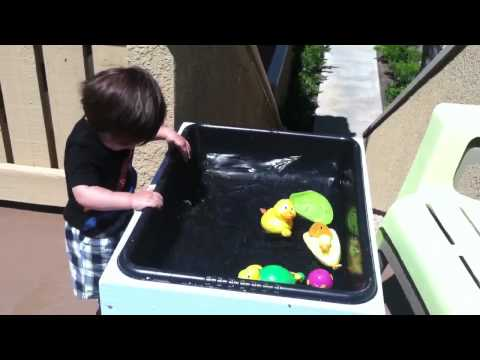 Victory For Home Made Water Play Table