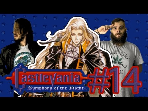 Castlevania Symphony Of The Night - Soul Steal! - PARTE 14