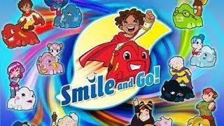 Gli Smile and Go e il braciere bifuoco - COMPLETO HD