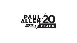Moment in Time: Seattle Seahawks Paul Allen Era 20 Year Anniversary