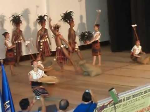 PASUC 2012- INDIGENOUS DANCE COMPETITION (CSU-REGION 2)