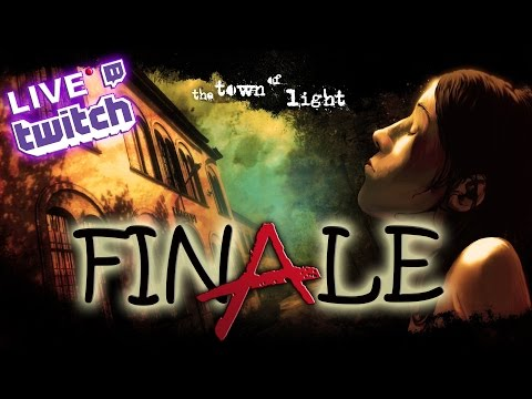 THE TOWN OF LIGHT - La fine (Live streaming Twitch)
