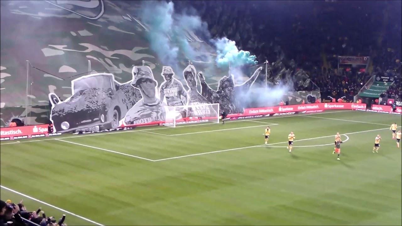 Heimspiele Dynamo Dresden 2020