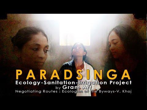PARADSINGA_Eco-Sani-Irri project by Gram Art