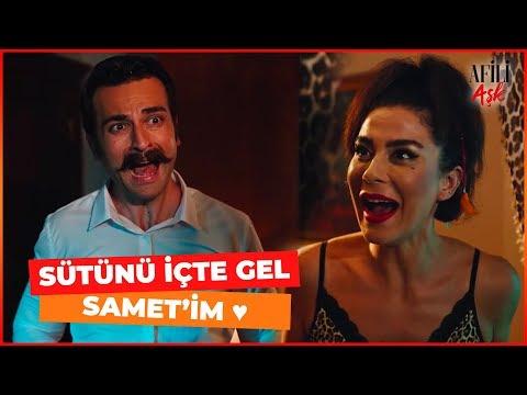 Samet ve Hülya'nın Yatak Odası Macerası - Afili Aşk 5. Bölüm