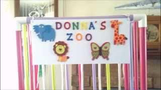 Stuffed animal storage for children