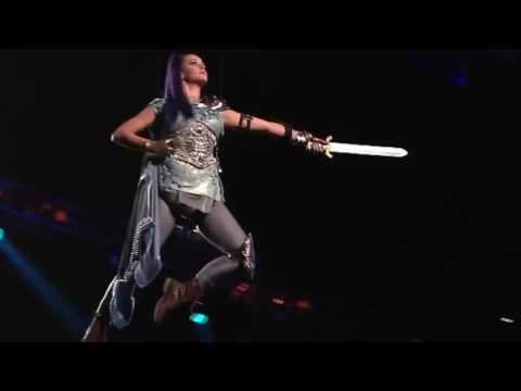 Katy Perry Nickelodeon 2012 - Part Of Me