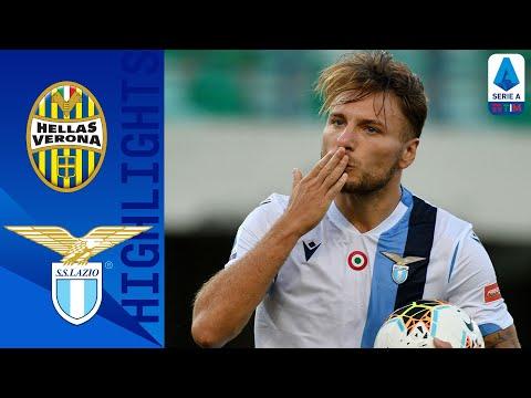 Hellas Verona 1-5 Lazio | Immobile Hits a Hattrick as Lazio Claim Win! | Serie A TIM