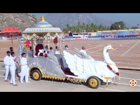 Sri Sathya Sai Annual Sports And Cultural Meet, 2017 - 15th January 2017
