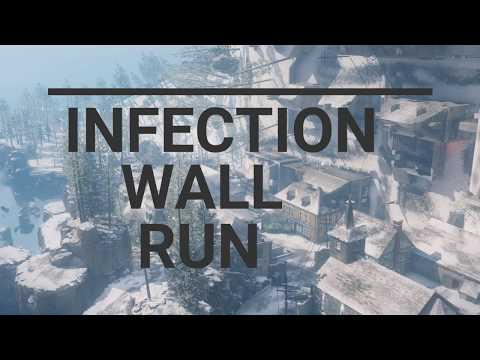 Call of Duty: Incredible Wall Run Around Infection