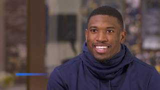 Karan Higdon's Breakout Season | Michigan | The Journey