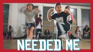 Needed me - rihanna | aidan prince | cedric botelho choreography
