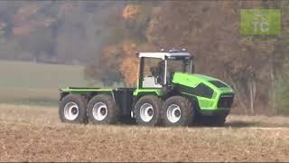 Самые Необычные Трактора