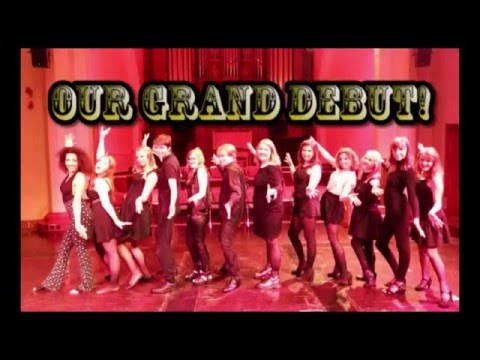 University of Huddersfield Musical Theatre Society present's 'Our Grand Debut'