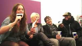 Video Brunel Interviews S Club