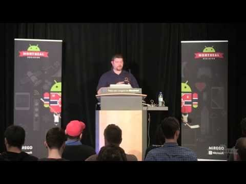 Droidcon Montreal - Dave Smith - Mastering Recycler View