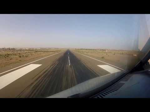 GoPro: ILS approach Asmara (HHAS)