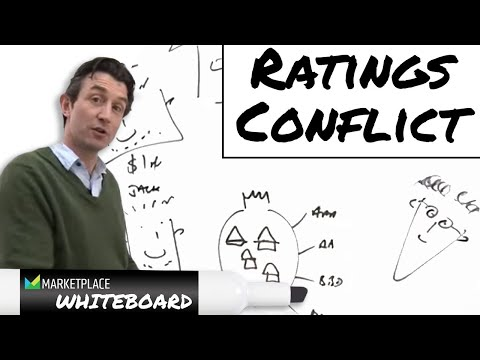 Ratings conflict