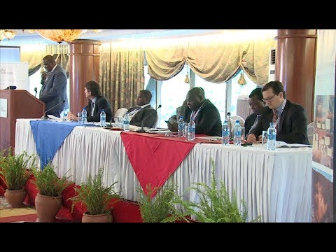 Kenya Mining, Petroleum And Mining Cabinet Secretary John Munyes, Speech.