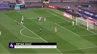 Top 5 golova Super lige Srbije 31 03 2019