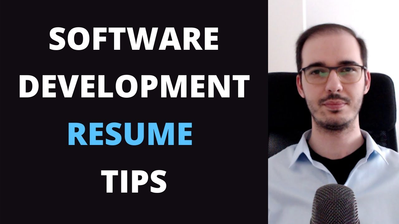 Software Developer Resume Tips in 2021 | How to Create A CV To Find A Programming Job?