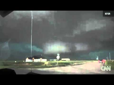 Tornado Emergency In Oklahoma City