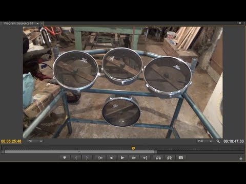 Electronic Drumkit part8 - Drum Rack