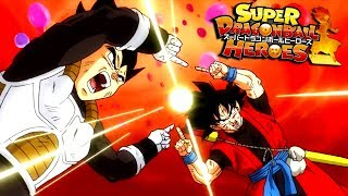[UFFICIALE] NUOVA SERIE ANIME di DRAGON BALL! Dragon Ball Heroes Anime ITA By Gioseph