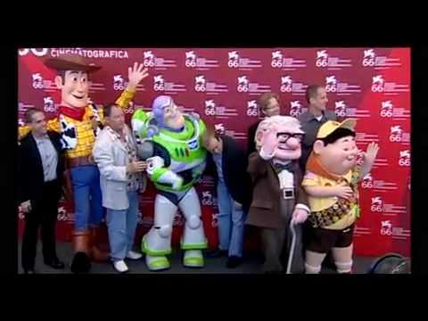 66th Venice Film Festival - John Lasseter & Disney Pixar directors
