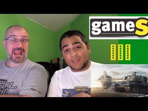 Games Vesti III - Top Lista, Civilization 6 Delux edition unboxing  i WoT vesti sa Nexen-om