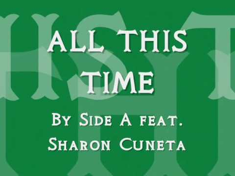 All This Time Lyrics  Side A ft Sharon Cuneta