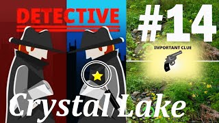 Find The Differences - The Detective Answers: Crystal Lake Level 1- 10