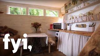 Tiny House World: A Bird Box in Devon | FYI