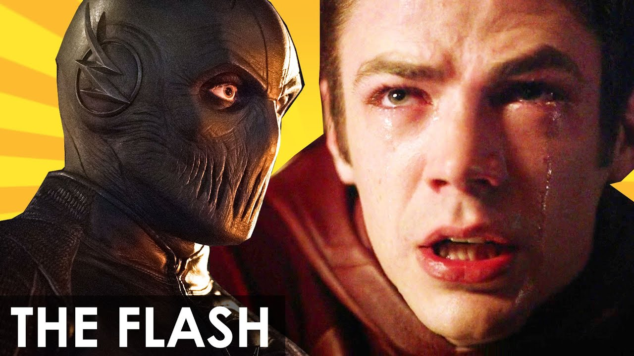 The flash season 2 recap and review the reverse flash returns - The Flash Season 2 Recap And Review The Reverse Flash Returns 34