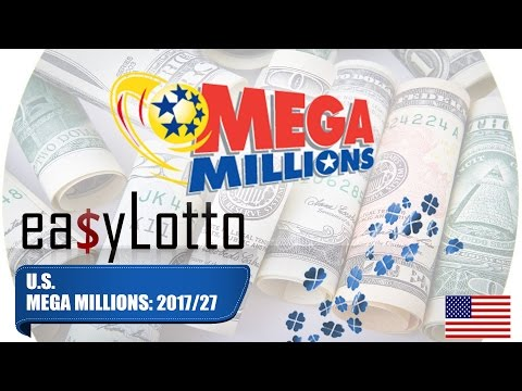 MEGA MILLIONS numbers 4 April 2017