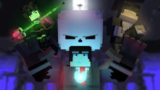 """Ghost"" Minecraft Mystery Skulls Music Video"