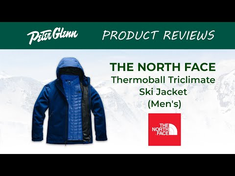 2019 The North Face Thermoball Triclimate Ski Jacket Review