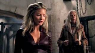 Cara shows Dahlia who39;s boss Legend of the Seeker