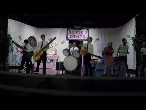 Windsor Elementary - Jukebox Time Machine - Scene 3 (HD)