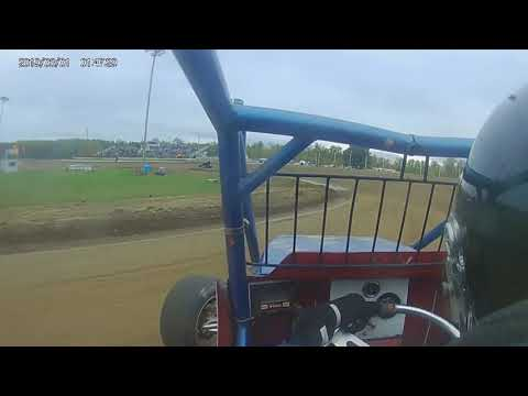 Josh braford bemidji chicken shack nationals heat one