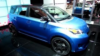 Scion Xd 2013 Videos