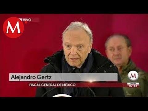 Alejandro Gertz: robo de hidrocarburos es un delito grave