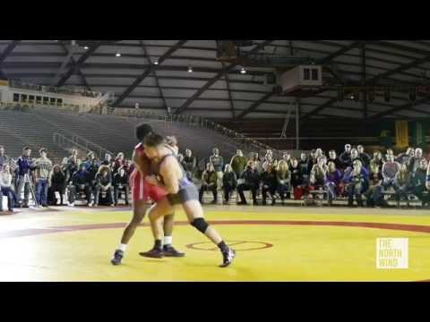 USOEC Vs. All-Navy Team Wrestling At The Superior Dome