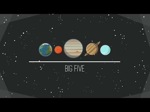 Les Big Five