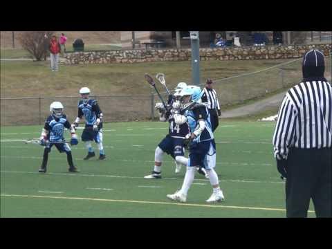 Nick - Sparta 6th Grade vs Randolph - Defense