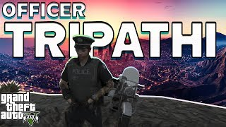 Officer Tripathi is on duty -Air One Training Done -Legacy Whitelist India rp - GTA V roleplay live