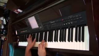 nickraoyj's improv pianoshorts #6 - 一首简单的歌 (王力宏)