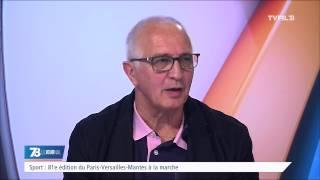 Sport : 81e édition du Paris-Versailles-Mantes à la marche